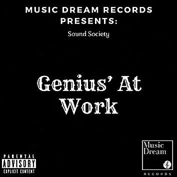 Genius' At Work