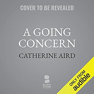 A Going Concern audiobook cover art
