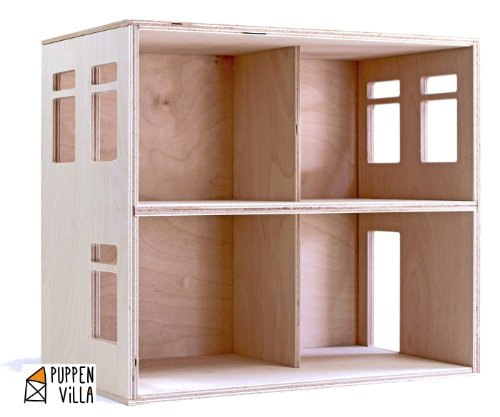 Puppenhaus Bausatz