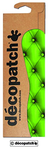 Décopatch-Papier Chesterfield Grün, 3 Bögen, ca. 30 x 39 cm, 20 g/qm