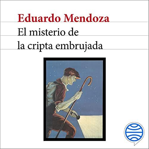 Diseño de la portada del título El misterio de la cripta embrujada