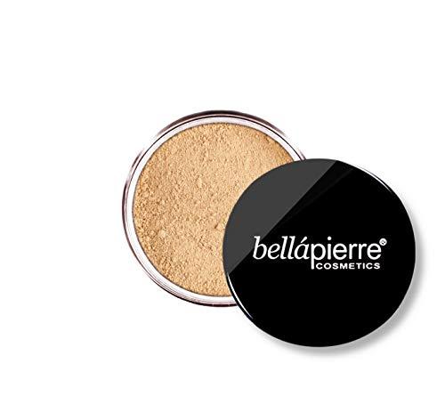 Bellapierre Cosmetics, Fondotinta minerale in polvere, 9g, Nutmeg