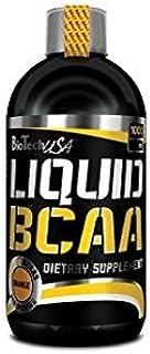 Biotech USA Liquid Bcaa Aminoácido Sabor Limón - 1000 gr