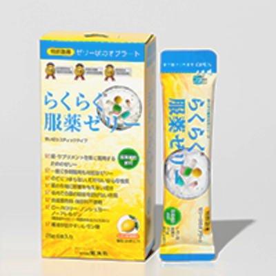 龍角散 らくらく服薬ゼリースティックタイプ レモン味(25g×6本)3箱セット