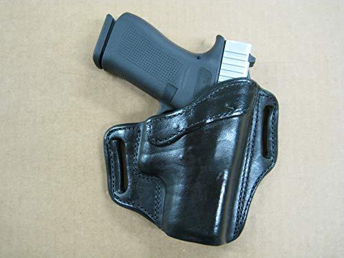 Azula Leather 2 Slot Molded Pancake Leather Pistol...