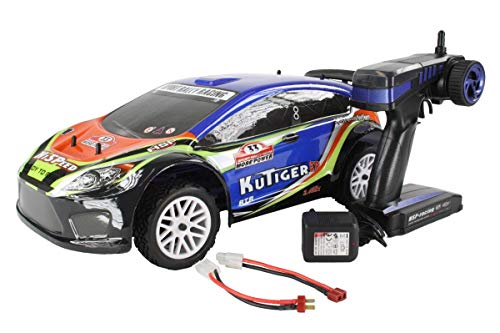 RC Auto kaufen Rally Car Bild 4: HSP Rally Car Kutiger 1 10 RTR 4WD Blau 94118*