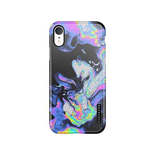 iPhone XR Case Watercolor, Akna Sili-Tastic Series High Impact Silicon Cover with Full HD+ Graphics for iPhone XR (Graphic 101860-U.S)