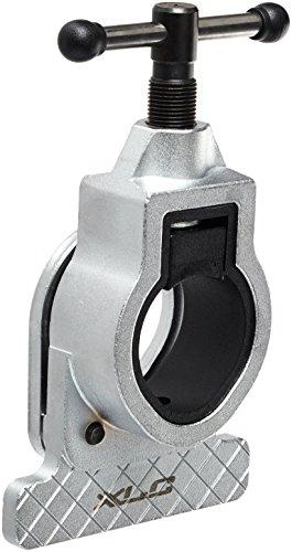 XLC Unisex– Erwachsene Sägeführung TO-S71, Silber, One Size