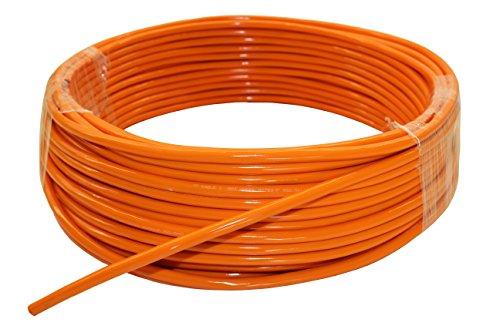 PUR-Leitung H07BQ-F 3x1,5 bis 3x2,5 Baustellenkabel, Industriekabel geeignet für den Außenbereich 5-50m (3x2,5; 25m)