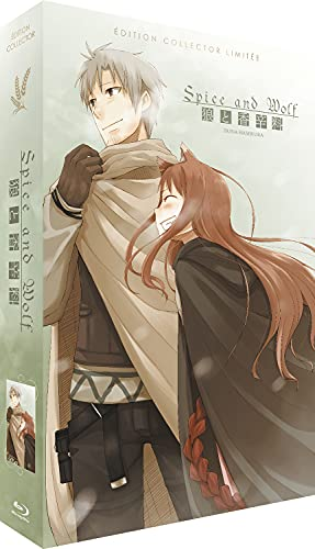 Coffret intégrale Spice and Wolf [Blu-Ray]
