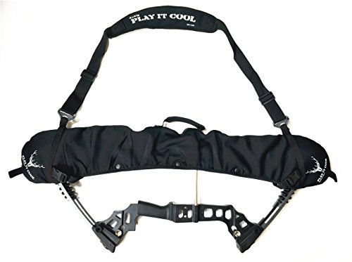 WEREWOLVES Arquero Bow Cams Sling Carrier Negro Quick-Fit Arquero