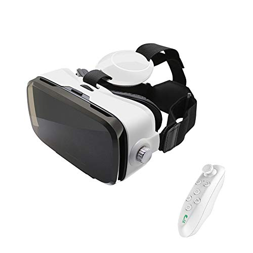 Purchase SCKL VR Headset with Controller, Virtual Reality Headset 3D VR Goggles Glasses for 3D Movie...