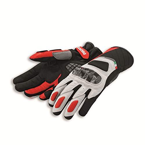 Ducati 98103706 Corse Sport Racing Handschuhe Motorradhandschuhe SPORT C3 (M)