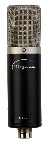 Mojave Audio Large Diaphragm Tube Condenser Professional Microphone review