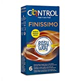 Control Finissimo Easy Way Preservativi Maschili - 6 Pezzi