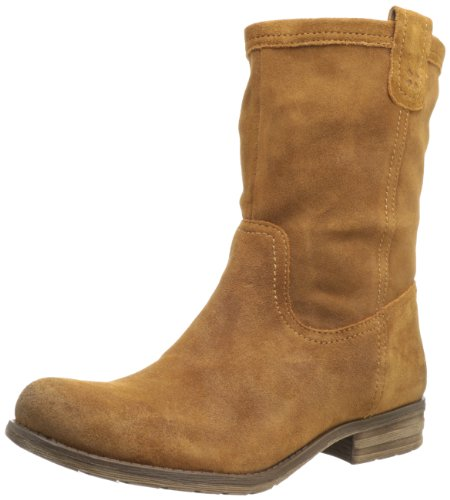 Hot Sale Naturalizer Women's Basha Slouch Boot,Camelot Suede,8.5 M US