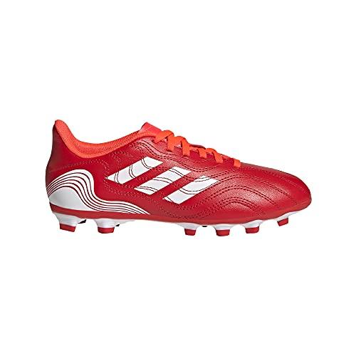 adidas Copa Sense.4 FxG J,  Zapatillas Deportivas,  Rojo/FTWBLA/Rojsol,  33 EU