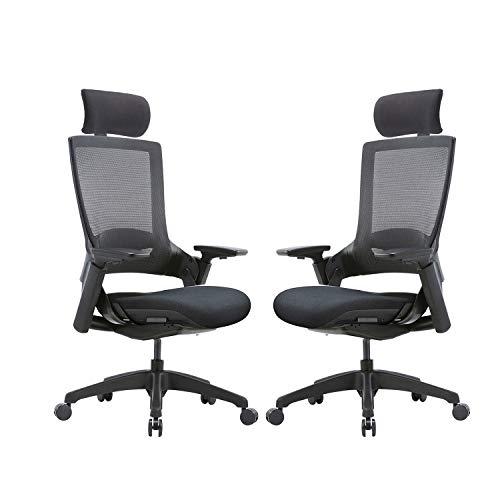 CLATINA Ergonomic High Swivel Executive Chair