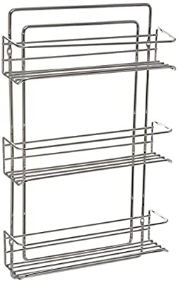 Organize It All Wall Mount Spice Rack