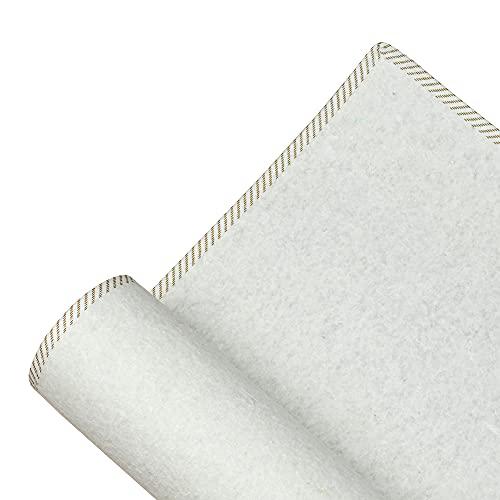 SEEBAUER Living® | Matratzenschoner | Hochwertiger Schoner für Lattenrost | Schützende Matratzenunterlage | Atmungsaktiver Matratzenschoner aus Nadelfilz | Made in Germany (140 x 200 cm)