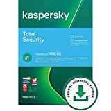 Kaspersky Total Security 2021 | 3 Dispositivi | 1 Anno | PC / Mac / Android  | Codice d'attivazione via email