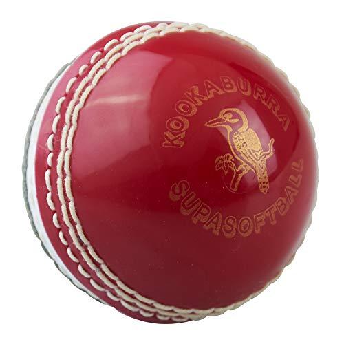 Kookaburra Supercoach Cricketball M rot
