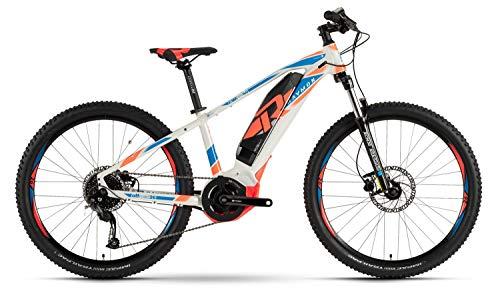 RAYMON E-Sixray 4.0 Kinder Pedelec E-Bike Fahrrad weiß/blau/orange 2019