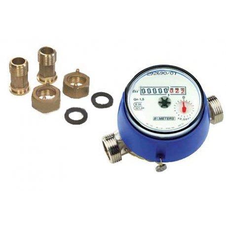 Durchflussmesser mechanisch A nummeriert mit Öffnungen