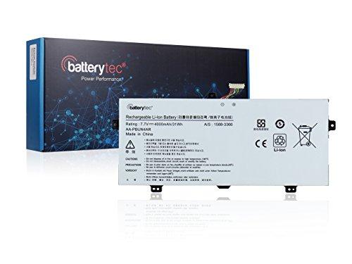 Batterytec® Bateria para Samsung Notebook 9 Spin 940X3L 900X5L NP900X5L-K01CN, ATIV Book 9 Spin 940X3L 900X5L-K01 NP900X5L-K02CN Notebook 9 900X5L NP940X3L-K02CN AA-PBUN4AR. [12 Meses de garantía]