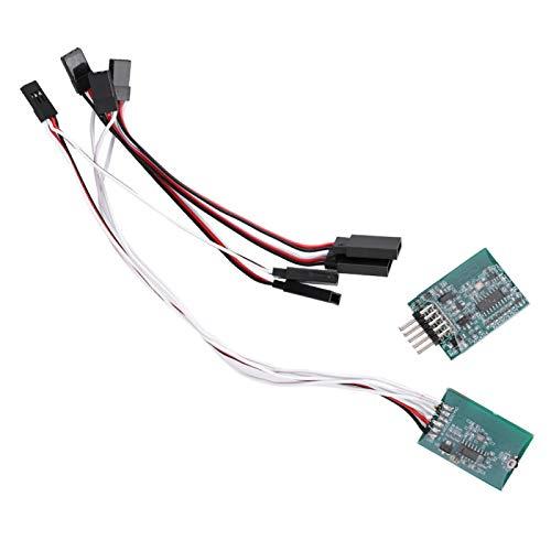Módulo transmisor RC, módulo Receptor RC Duradero, para Pieza de Repuesto de Modelo de Coche
