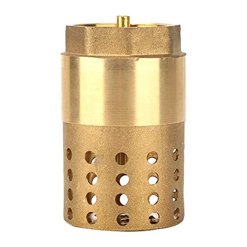 Válvula de retención de latón, válvula de retención, hembra de precisión Buena conexión Alta resistencia Buen sellado Empresa de mantenimiento del hogar para calentador de agua eléctrico de