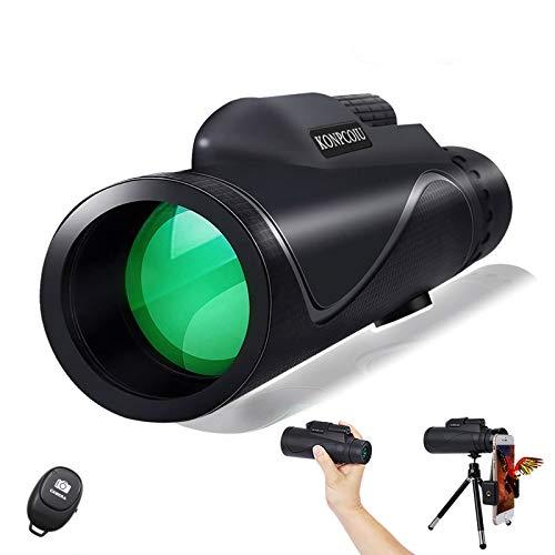 Monocular Telescope,12X50 High Power&HD Monocular with...