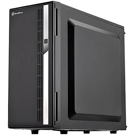 SilverStone ATX対応ストレージPCケース ホットスワップベイ8基 SST-CS380B