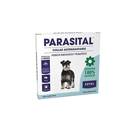 Zotal PARASITAL Collar Repelente DE Perros (PEQ-Med) 1