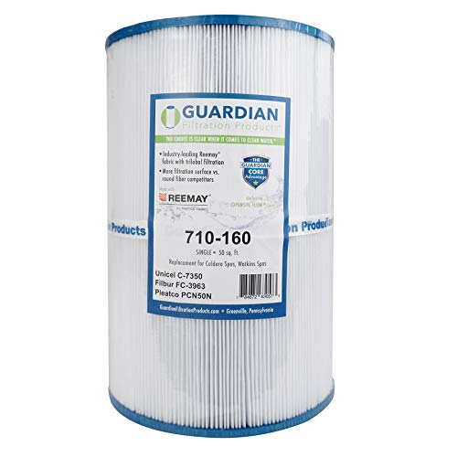 Guardian Pool Spa Filter Replaces Caldera Spa 50 2003 C-7350,FC-3963 Pcn50N, Watkins
