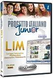 Progetto Italiano Junior 1 - LIM, Lavagna Interattiva Multimediale (Software for Interactive Whiteboard): livello elementare A1 - Telis Marin