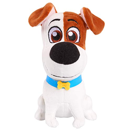 The Secret Life of Pets 2 - Max, The Terrier Mix - Stuffed Toy 8 inch