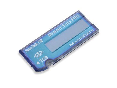 Sandisk Memory Stick Pro - Tarjeta de Memoria Sony Memory Stick de...