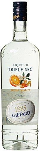 Giffard Triple Sec Liqueur Früchte (1 x 1 l)