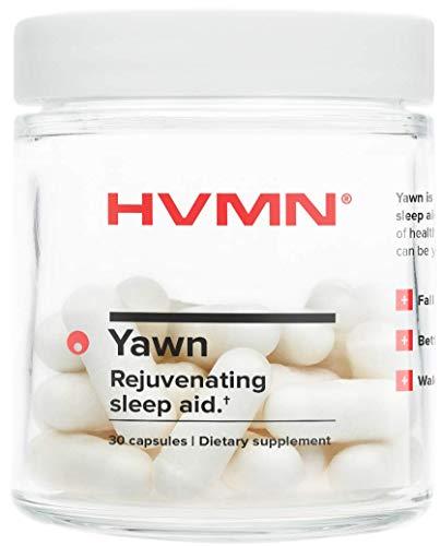 H.V.M.N. Yawn - Natural Sleep Aid with Melatonin