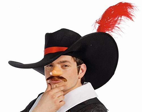 Königlicher Musketier-Hut
