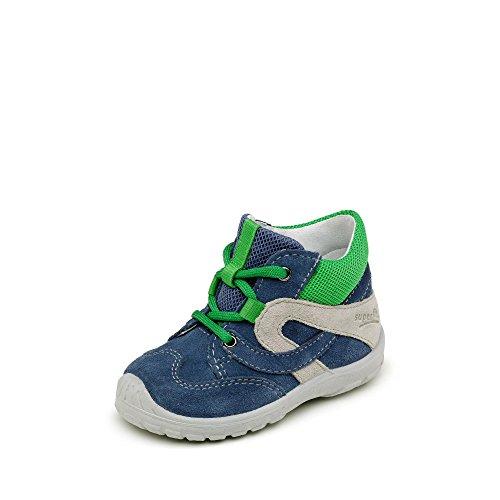 Superfit 6-08324-89 125091 Bottes pour enfant avec doublure froide Bleu - Bleu - bleu, 19 EU