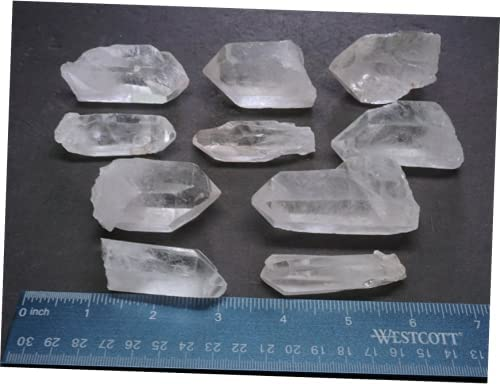 Ranking TOP17 1 Lb Outlet SALE Gemstone for Yoga Quartz Crystals Mine Clear Natural Points