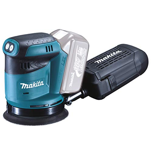 Photo de makita-dbo180z-ponceuse-excentrique