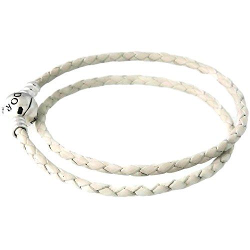 Pandora Damen-Wickelarmbänder 925 Sterlingsilber 590745CIW-D2