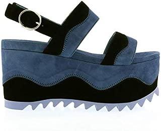 Fs 2 Tone Wave Wedge Blue/Black