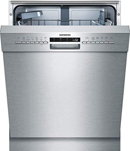 Siemens SN436S03JE iQ300 Unterbau Geschirrspüler / A++ / 262 kWh/Jahr / 2660 L/Jahr / varioSpeed Plus / Glas 40 Programm / varioFlex-Korbsystem