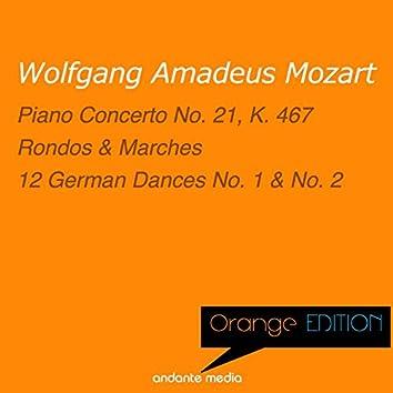 Orange Edition - Mozart: Piano Concerto No. 21, K. 467 & 12 German Dances Nos. 1 & 2