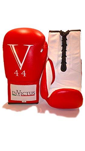 INVICTUS GUANTONI 44 Red V44 Velcro (12 OZ)