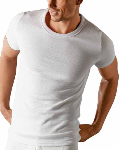 Socks Uwear - Haut thermique - - Débardeurs - Manches courtes Homme Blanc blanc X-Large 44-46 Chest